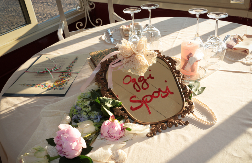 Bien-aimé Fiori e allestimenti matrimonio vintage sul mare | SR blog BX68