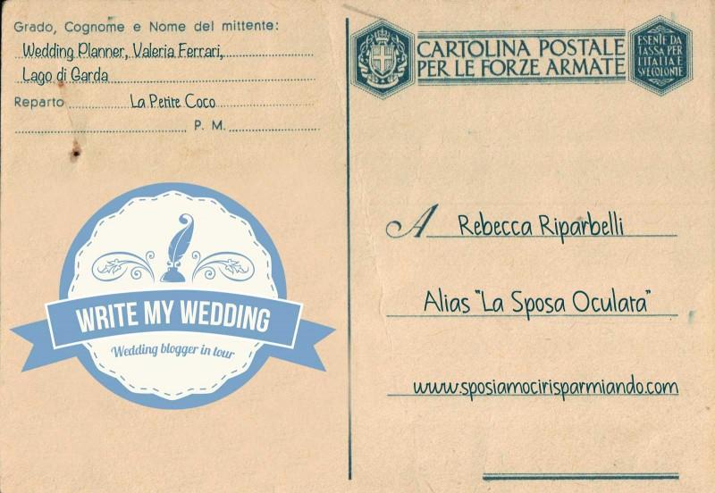 wedding blogger in Italia