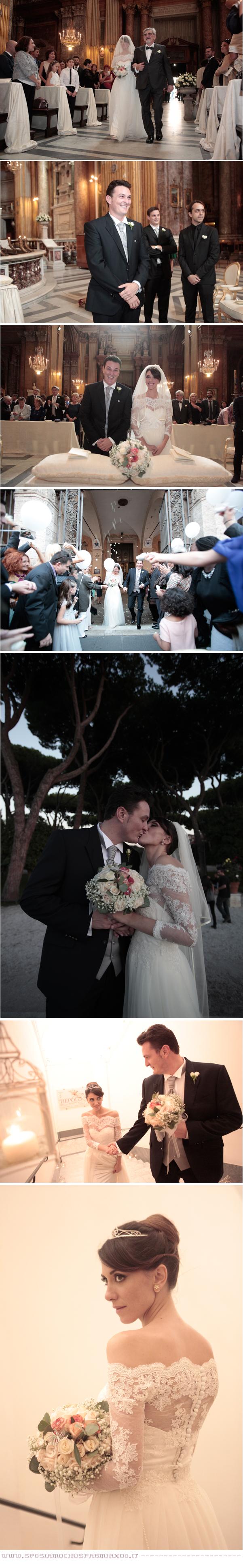 matrimonio a Roma a tema musica