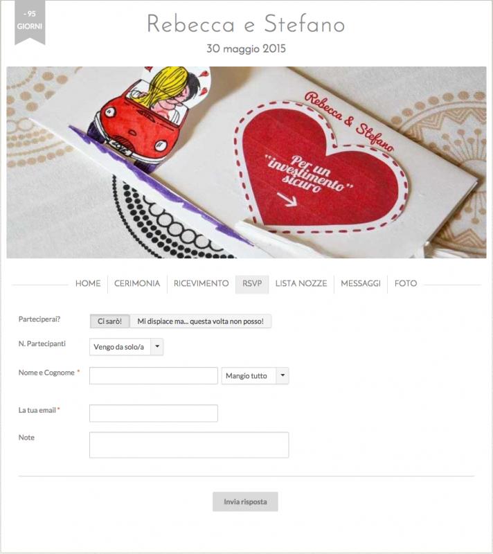 sito internet gratis matrimonio Given2