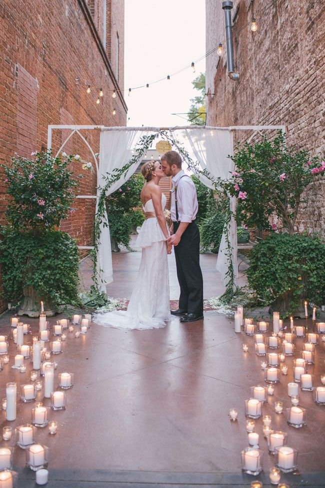 spesso Candele per il matrimonio | Sposiamoci risparmiando wedding blog IX27