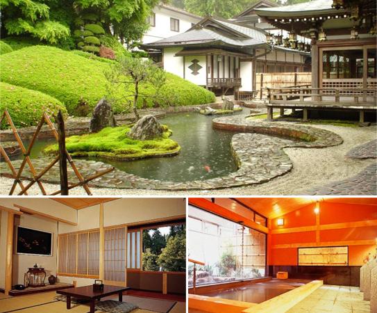 viaggio di nozze in Giappone: monte koya, Fukuchi-in