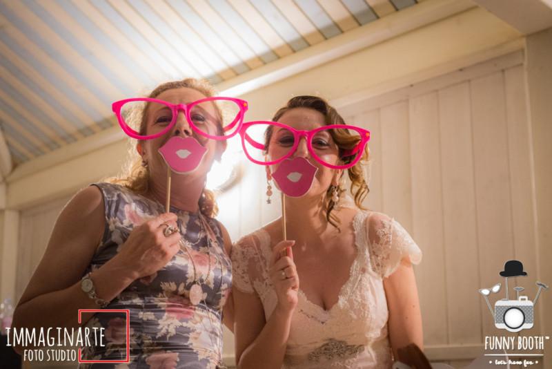 photo booth per matrimoni
