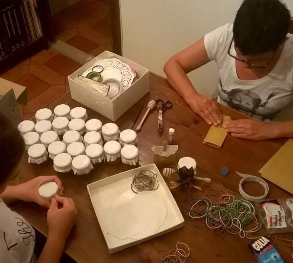 bonboniere commestibili handmade