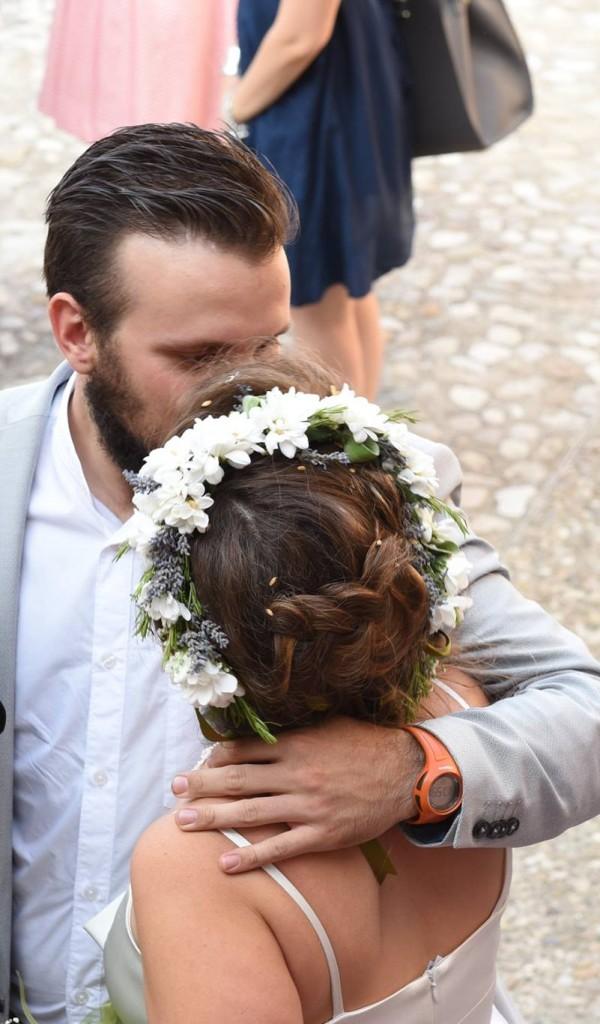 matrimonio green: servizio fotografico